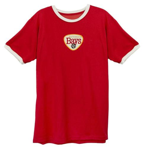 Baltimore Bays 1967 Soccer T-shirt(#710)