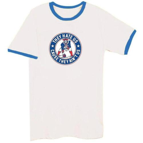 Boston Patriots Football Vintage T-shirt(#D43)