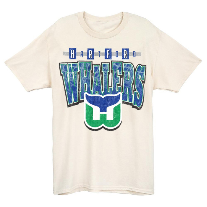 Hartford Whalers Hockey T-shirt (#L70)