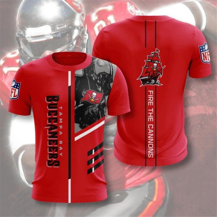 Tampa Bay Buccaneers Football Jersey (#A48)