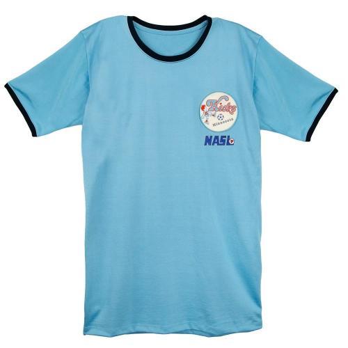 1976 Minnesota Kicks Soccer T-shirt(#709)