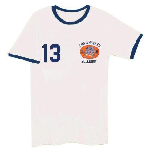 Los Angeles Bulldogs 1937 Football Tee(#D74)