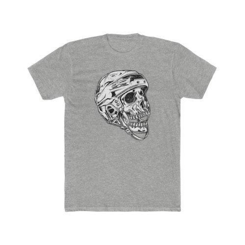 Hockey Skull-#589