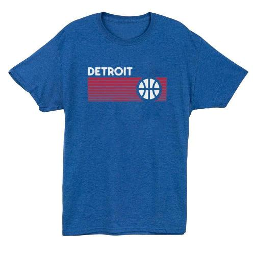 Denver Basketball Retro Throwback Style Shirt(#625)