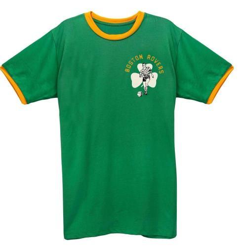1967 Boston Rovers Soccer T-shirt(#711)