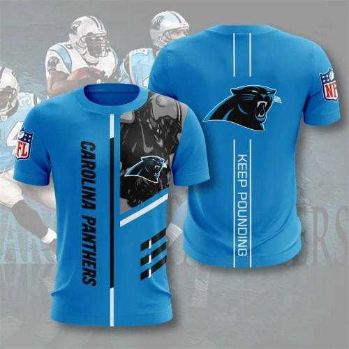 Carolina Panthers Football Jersey (#A44)