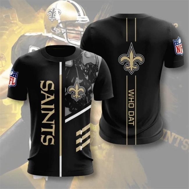 New Orleans Saints Football Jersey (#A47)