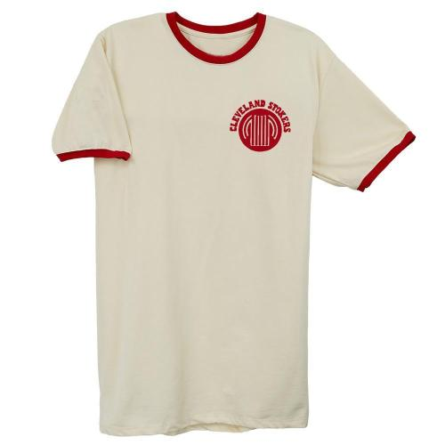 1967 Cleveland Stokers Soccer T-shirt(#713)