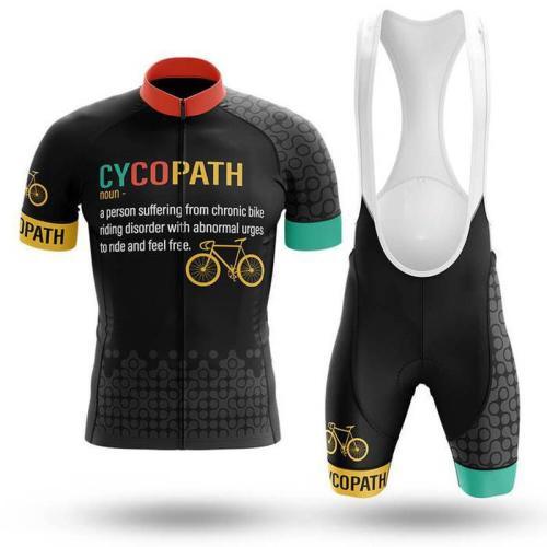 CYCOPATH Cycling Short Sleeve Jersey Set (#425)