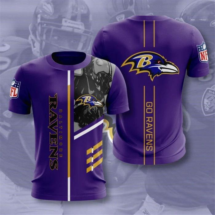 Baltimore Ravens Football Jersey (#A67)