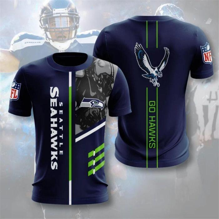Seattle Seahawks Football Jersey (#A54)