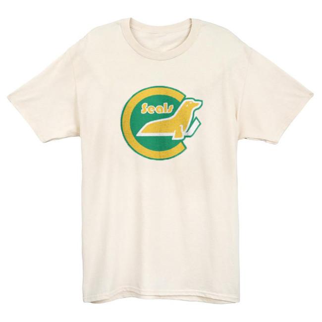 Bay Area Seals Hockey T-shirt (#L60)