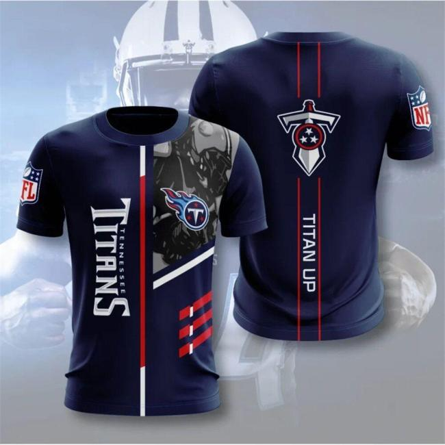 Tennessee Titans Football Jersey (#A59)