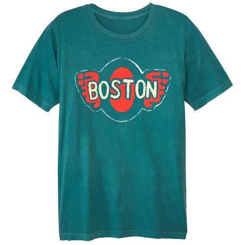 Boston Olympics Hockey T-shirt(#522)