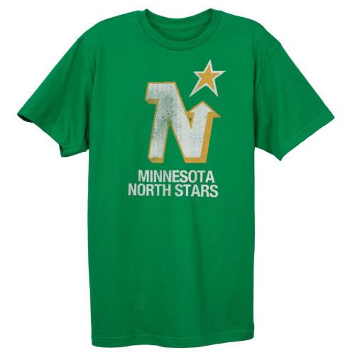 Minnesota North Stars Hockey T-shirt (#L73)