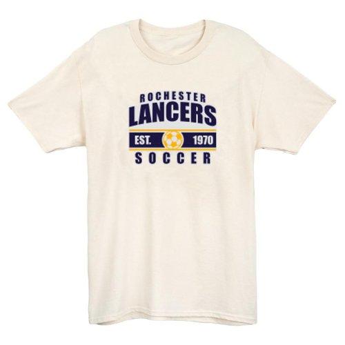 Rochester Lancers 1970 Soccer T-shirt(#C62)