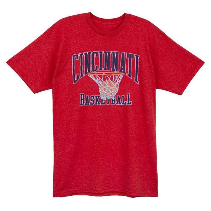 Vintage Cincinnati Basketball T-shirt(#627)