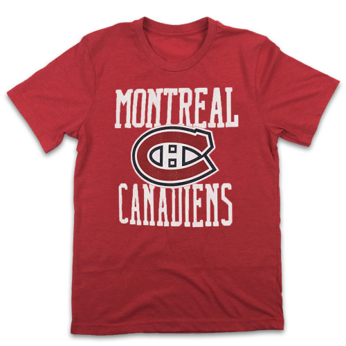 Montreal Canadiens Hockey T-shirt (#O89)