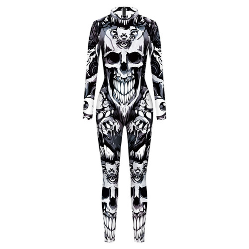 Hot Cosplay Costume Women Bodysuit (#X65)