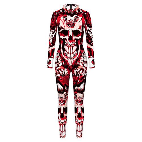 Hot Cosplay Costume Women Bodysuit (#X64)