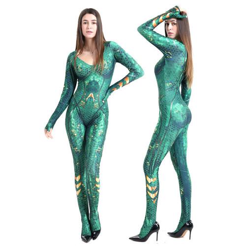 Hot Cosplay Costume Women Bodysuit (#X62)