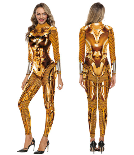 Hot Cosplay Costume Women Bodysuit (#X60)