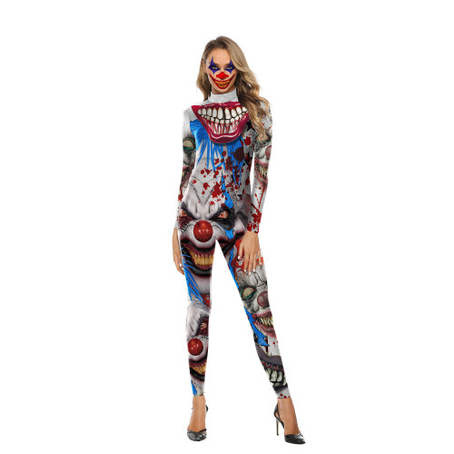 Hot Cosplay Costume Women Bodysuit (#X59)