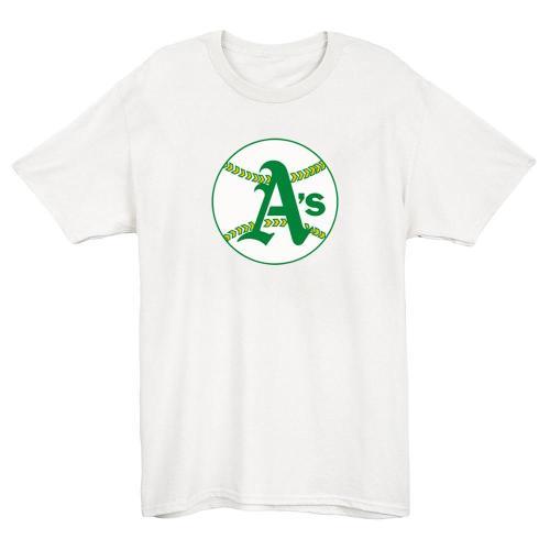 Oakland Athletics 1968 Vintage Baseball T-Shirt(#Y44)