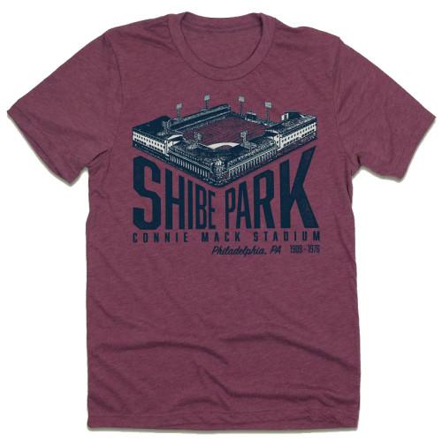 Shibe Park - Connie Mack Stadium (#Y77)