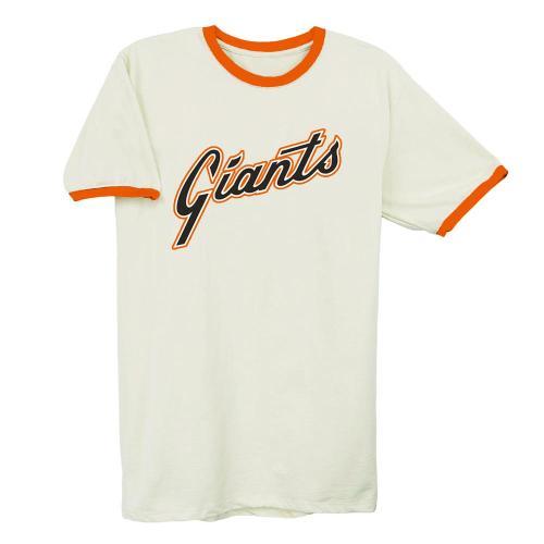 San Francisco Giants 1983 Vintage Baseball T-Shirt(#Y41)