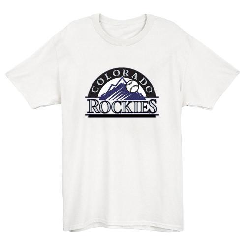 Colorado Rockies 1995 Vintage Baseball T-Shirt(#Y38)