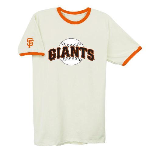 San Francisco Giants 1983 Vintage Baseball T-Shirt(#Y42)