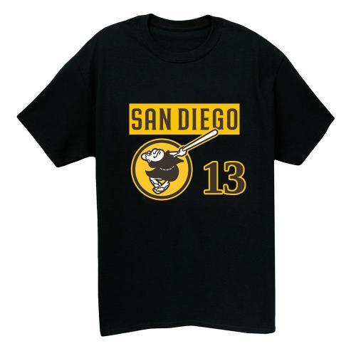 San Diego Padres 1969 Vintage Baseball T-Shirt(#Y40)