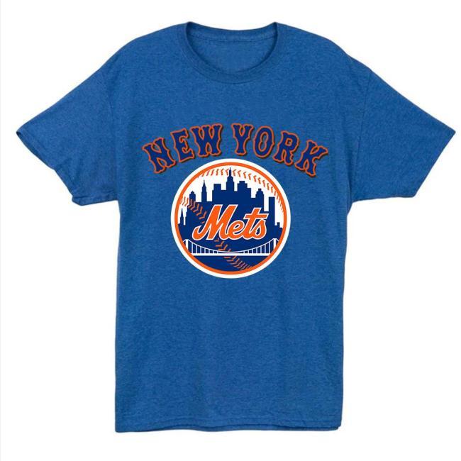 New York Mets 1962 Vintage Baseball T-Shirt(#X97)