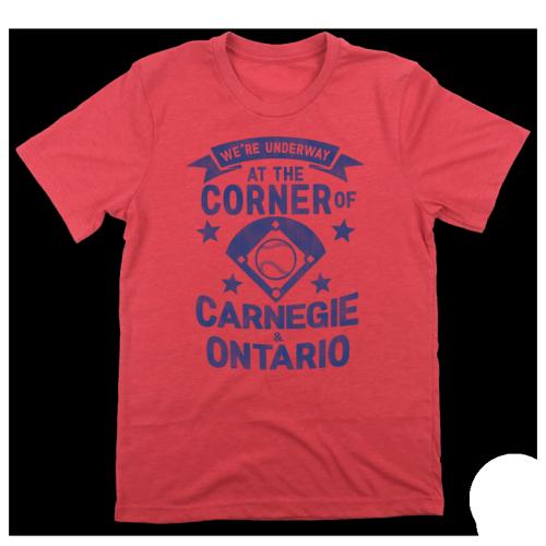 The Corner of Carnegie & Ontario (#Y75)
