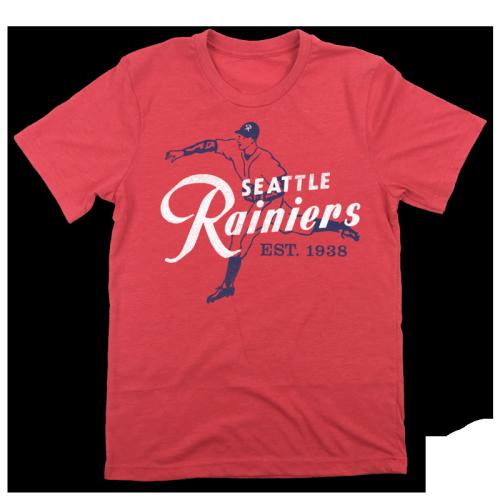 Seattle Rainier's Baseball (#Y74)