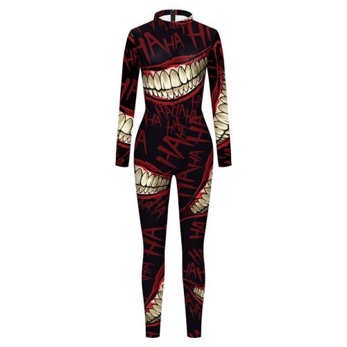 Hot Cosplay Costume Women Bodysuit (#Y80)