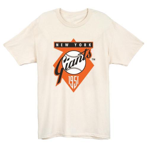 New York Giants 1951 Baseball T-shirt (#Y82)