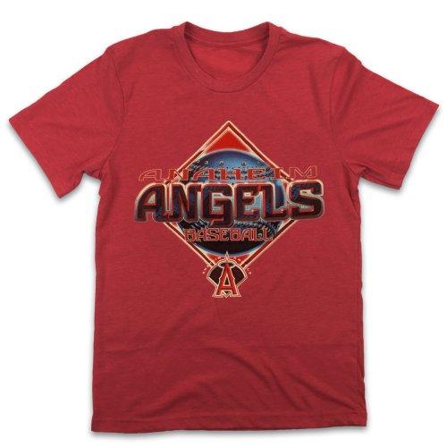 Anaheim Angels Vintage Baseball T-shirt (#Y92)