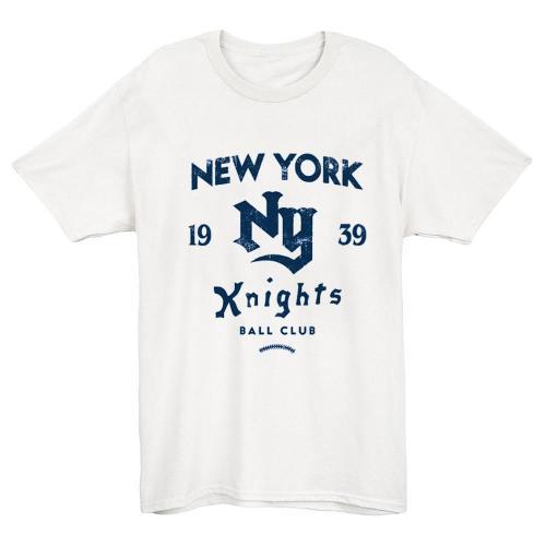 New York Knights Ball Club T-shirt (#Y89)