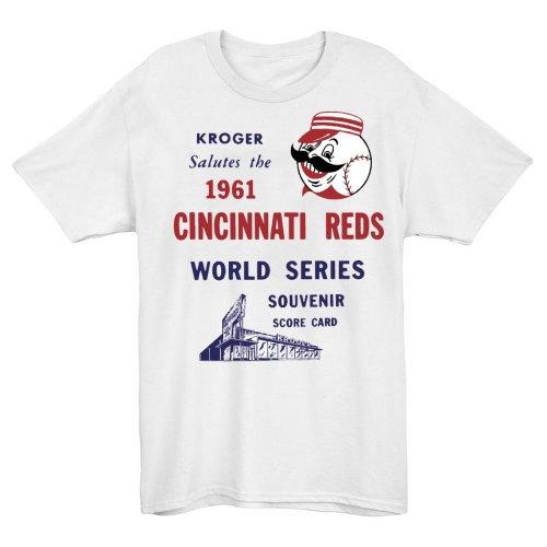 Cincinnati Reds 1961 Baseball T-shirt (#Y84)