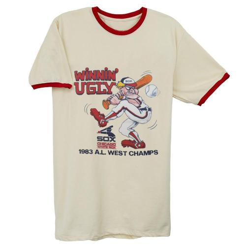 Chicago White Sox 1983 Vintage Baseball T-Shirt (#Y94)