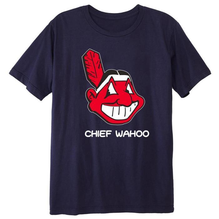 Chief Wahoo 1949 Vintage Baseball T-Shirt(#Z17)