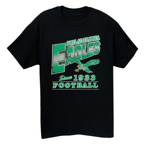 1933 Philadelphia Eagles Vintage T-shirt(#M29)