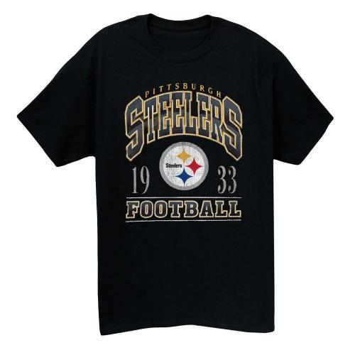 1933 Pittsburgh Steelers Vintage T-shirt(#M35)