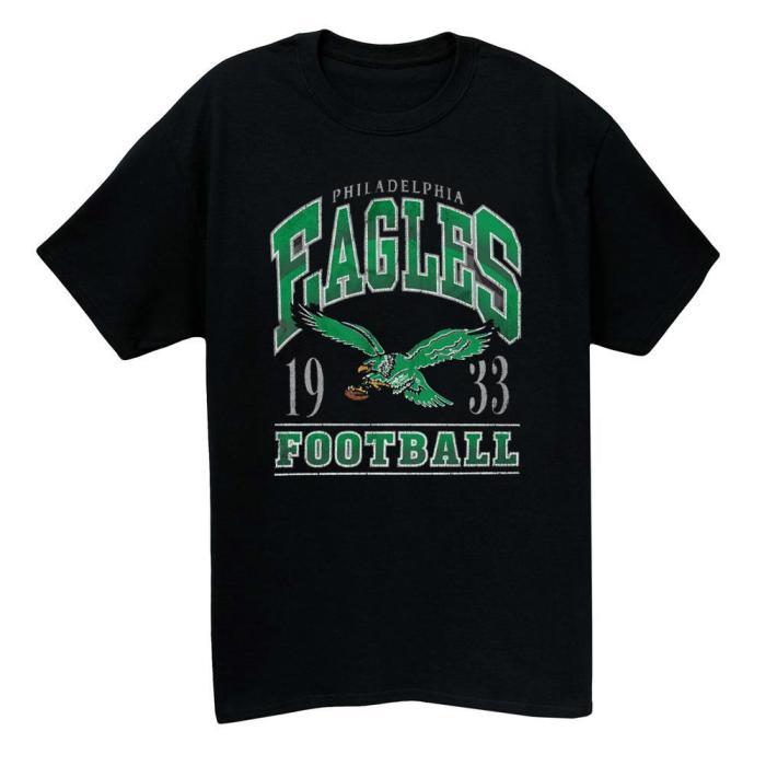 1933 Philadelphia Eagles Vintage T-shirt(#M28)