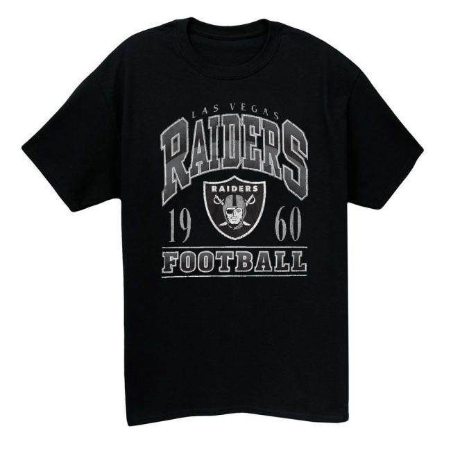 1960 Las Vegas Raiders Vintage T-shirt(#M38)