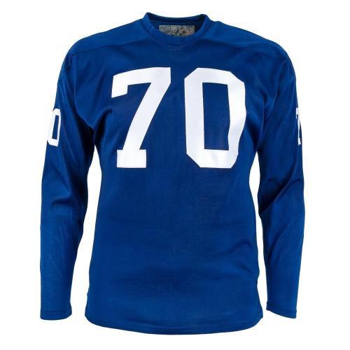 New York Giants 1963 Football Jersey -#0G25