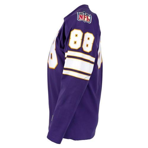 Minnesota Vikings 1969 Long Sleeve Football Jersey -#0G40