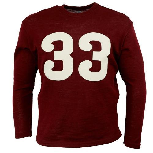 Washington 1948 Authentic Football Jersey -#0G88